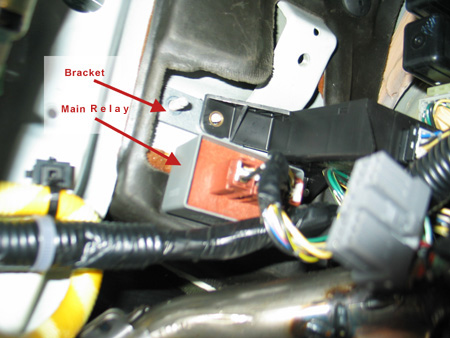 Honda Accord Main Relay on 98 Accord Fuel Pump Relay