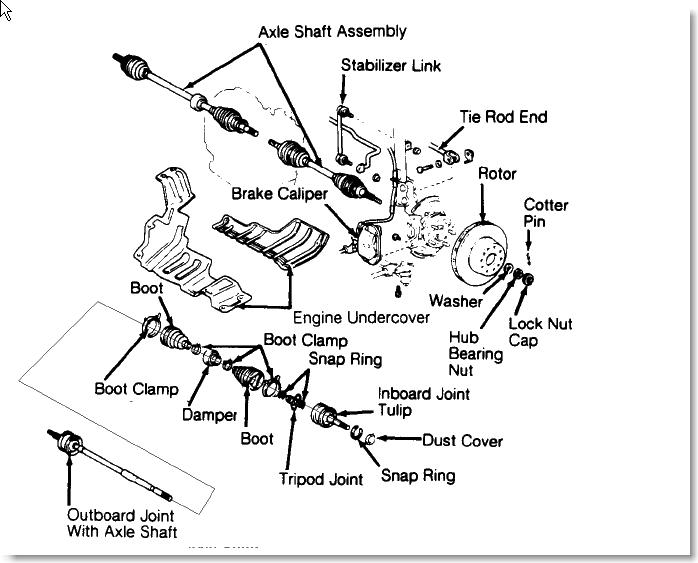 service manual  1992 toyota mr2 clutch removal