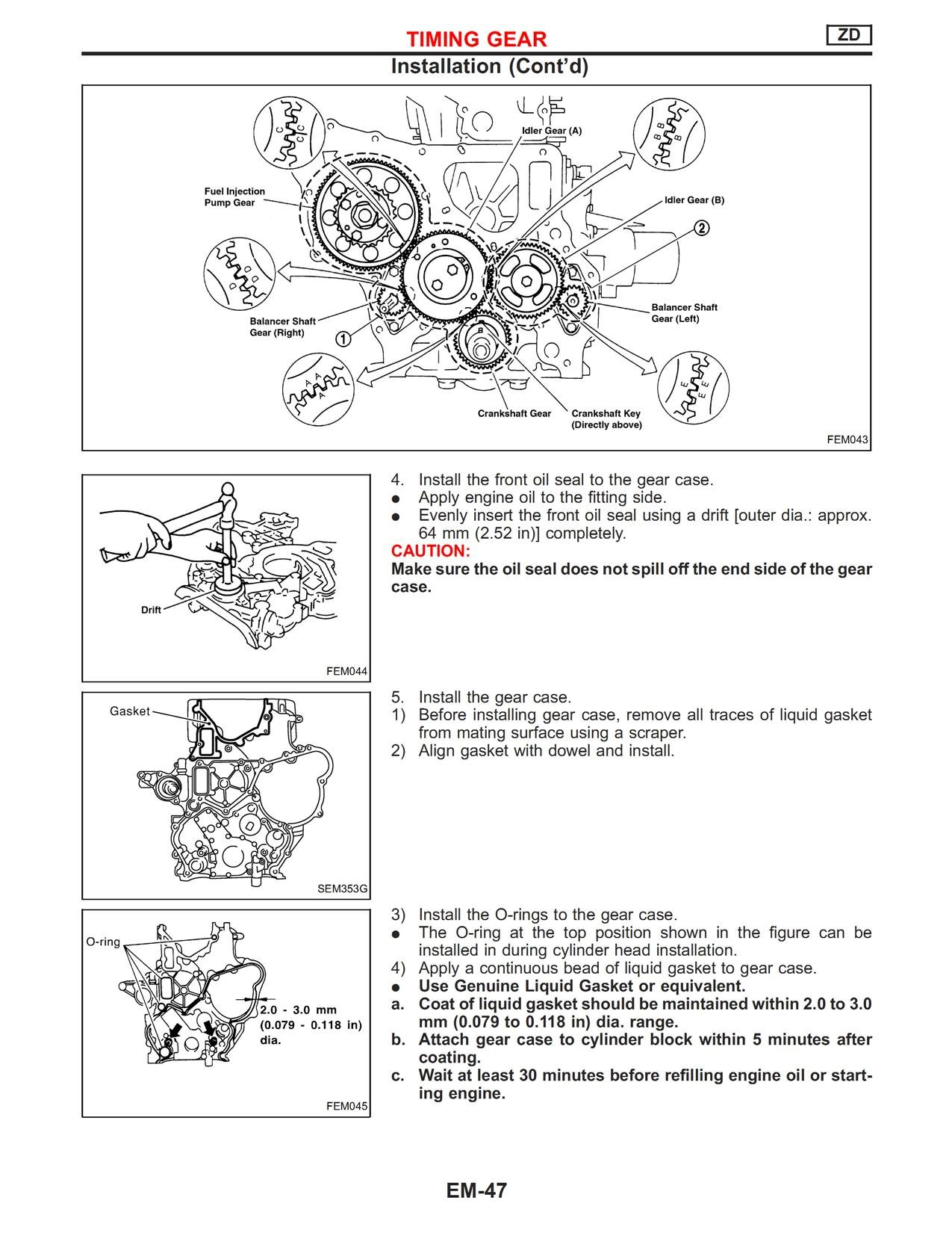 Mark 7 Wiring Diagram Not Lossing Advance Ballast Timing Marks For Navara D22 Ford Fiesta Dimming