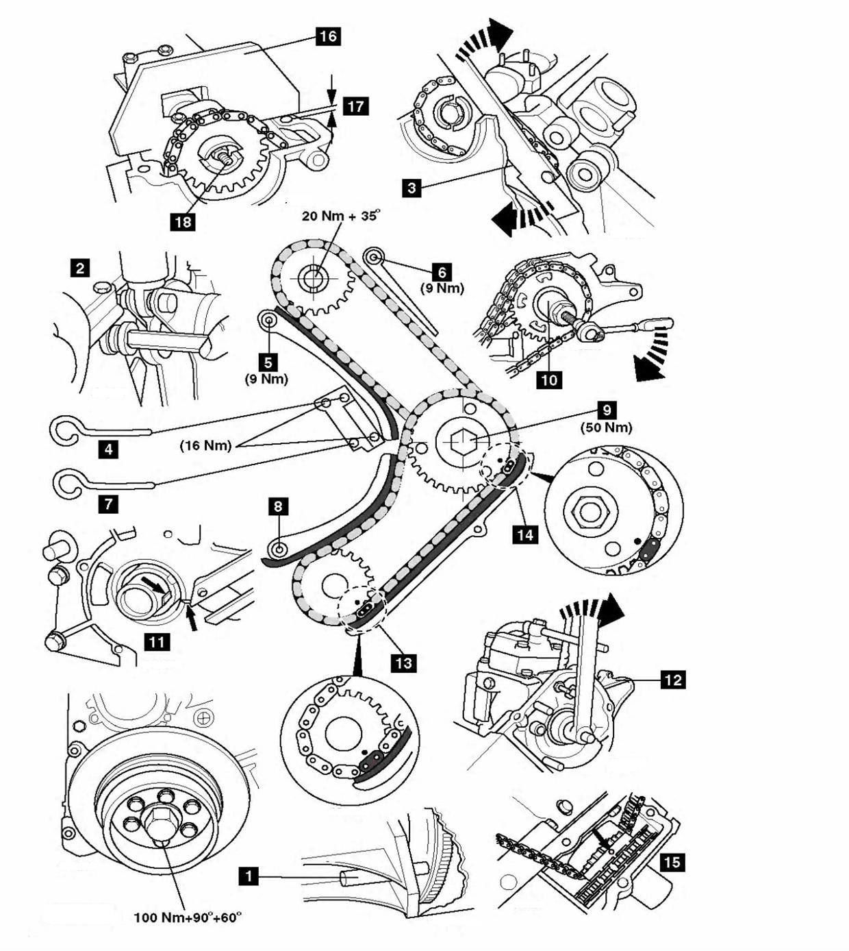 we are currently rebuilding a 1998 range rover 2 5 dse timing marks of landrover v6 2003 nissan h20 engine timing marks diagram