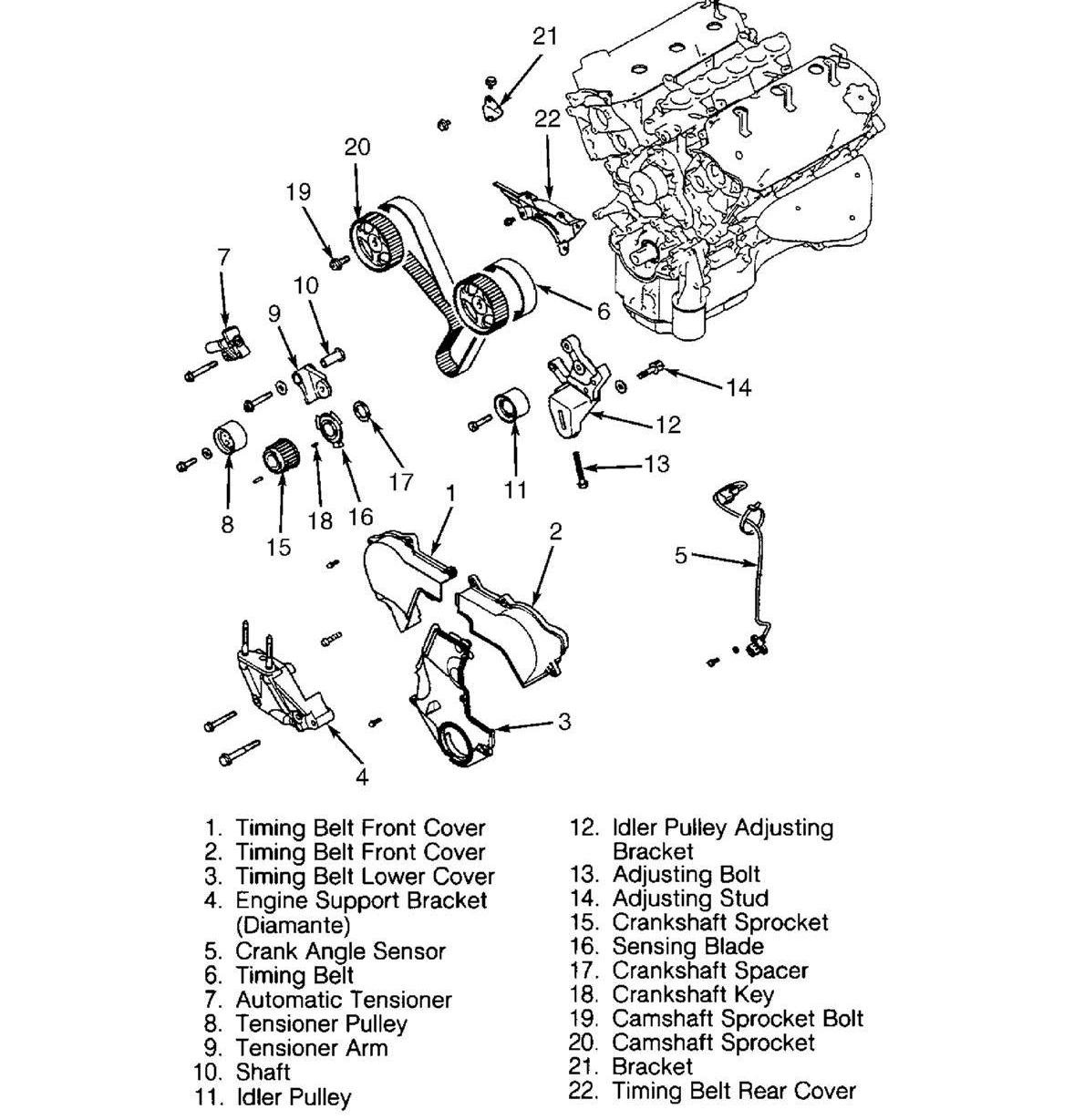 Saturn V Engine Diagram together with Mitsubishi Eclipse Crank Sensor together with Camshaft Position Sensor Location 2003 Eclipse as well P 0996b43f8037e77c as well Dodge Neon Wiring Diagram For Lighting. on 2004 mitsubishi eclipse heater core diagram