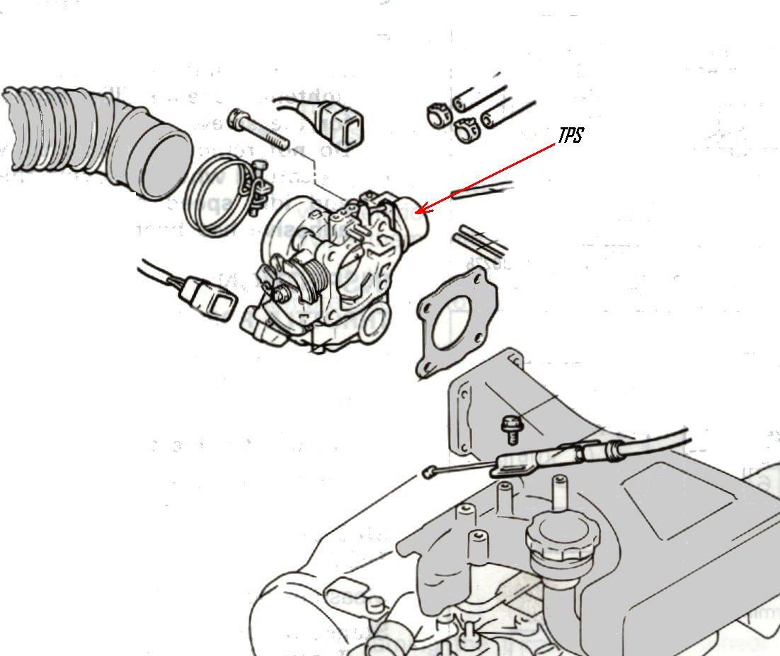 2002 mitsubishi montero sport egr vacuum diagram  2002