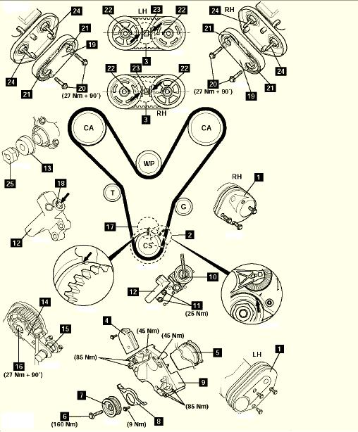 land rover freelander engine diagram land free engine image for user manual