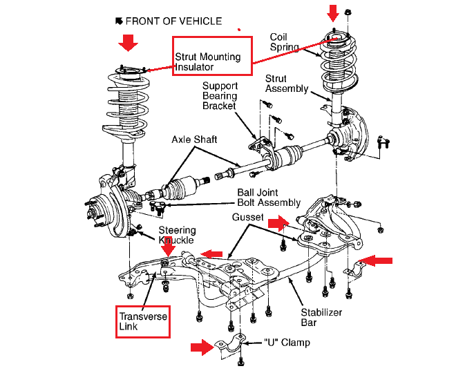 2007 dodge caliber suspension diagram  2007  free engine