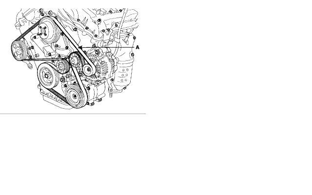 I Need A Serpentine Belt Diagram For A 2007 Hyundai Santa