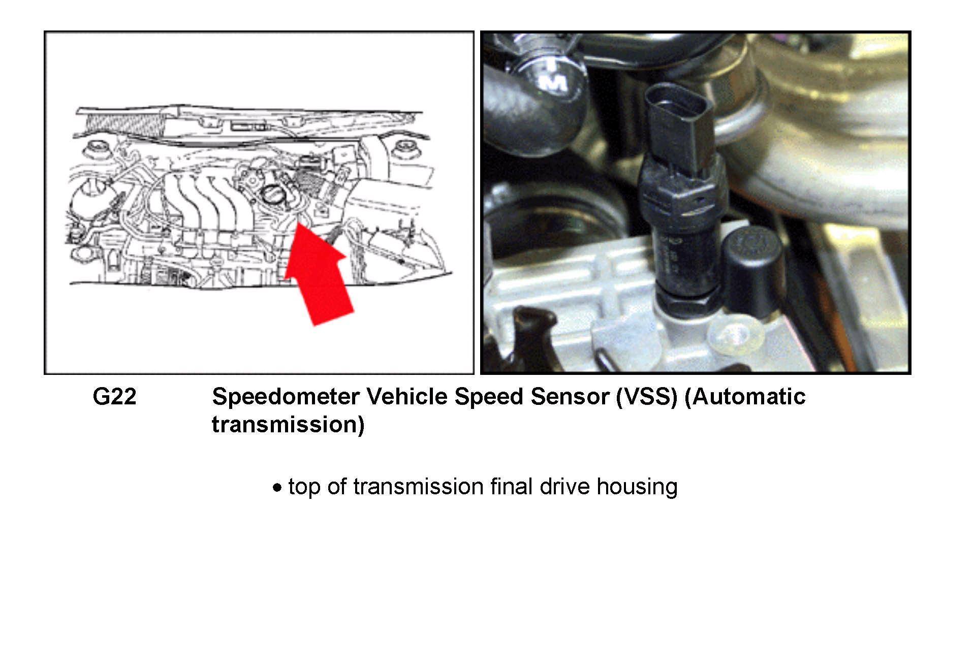 Jetta Tdi Crank Speed Sensor Amp Other Speed Sensor One Is