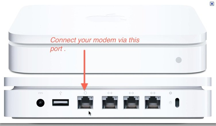 Setting Up Your HP Printer on a Network with Apple AirPort