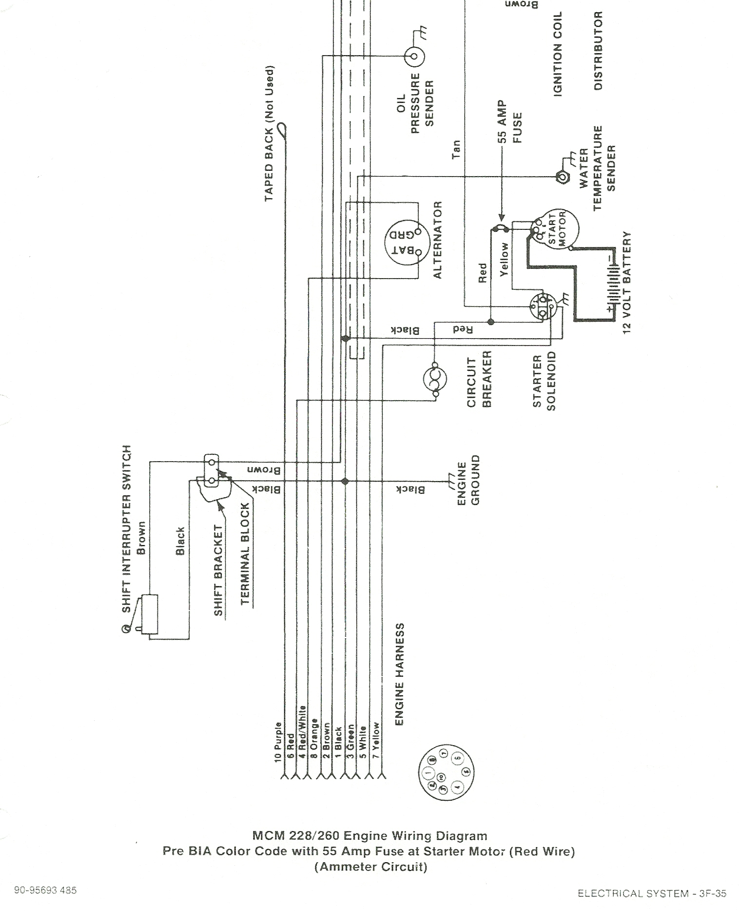 7 5 hp mercury outboard wiring diagram get free image about wiring diagram