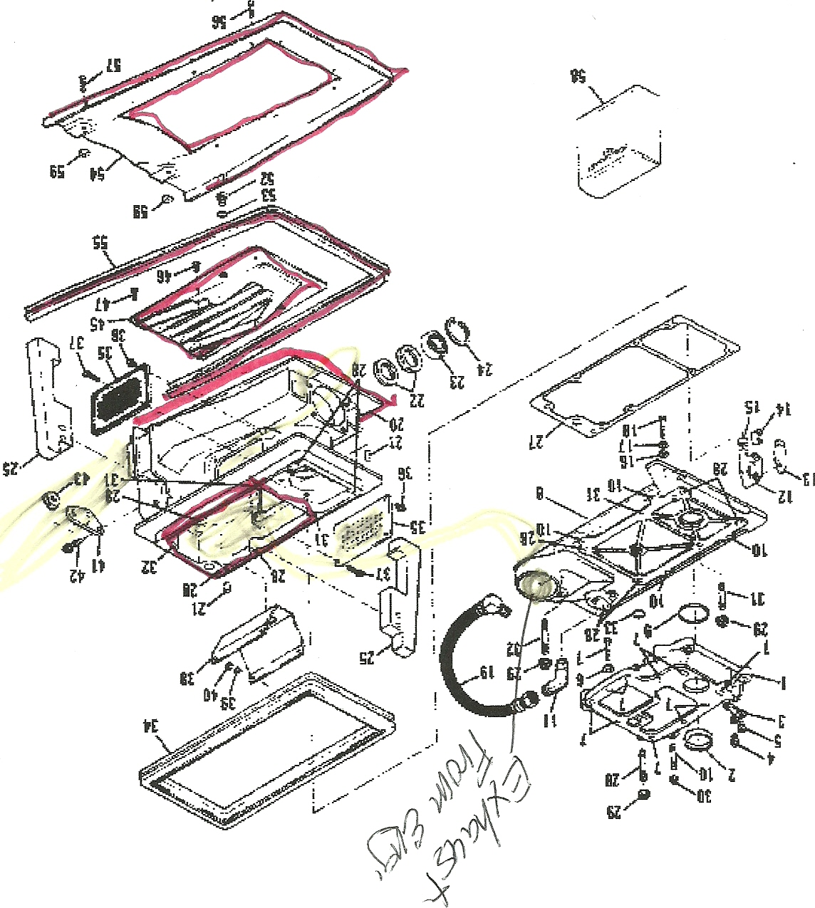 sugar sand jet boat wiring diagram wiring diagram and Mini Jet Boat Jet Boat Motors