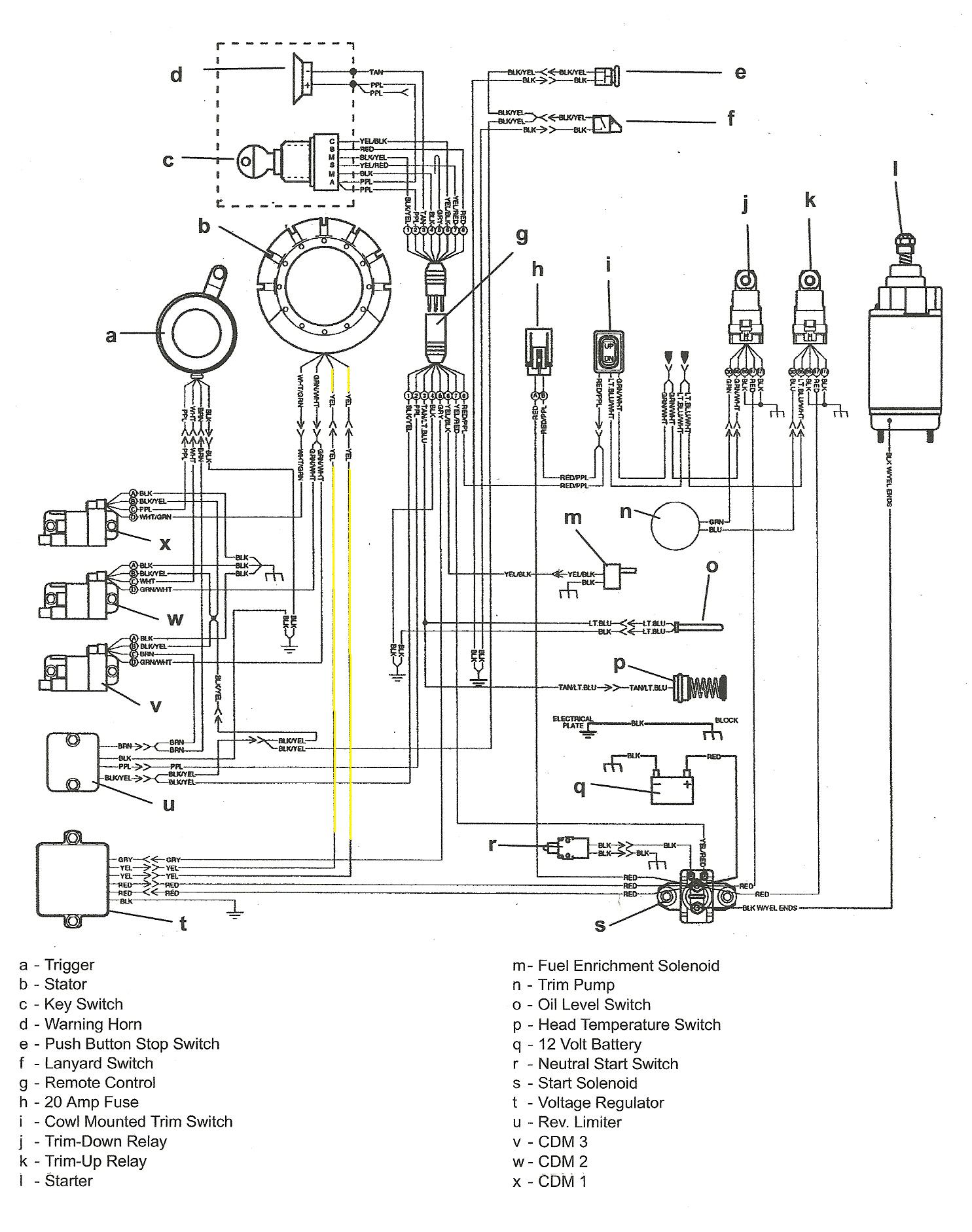 mercury 40 elpto engine diagram  mercury  auto wiring diagram