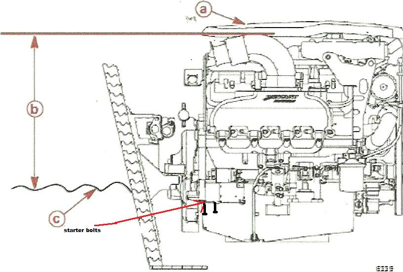 i am trying to start a mercruiser 7.4 litre v8 that has ... sea fox boat wiring diagram