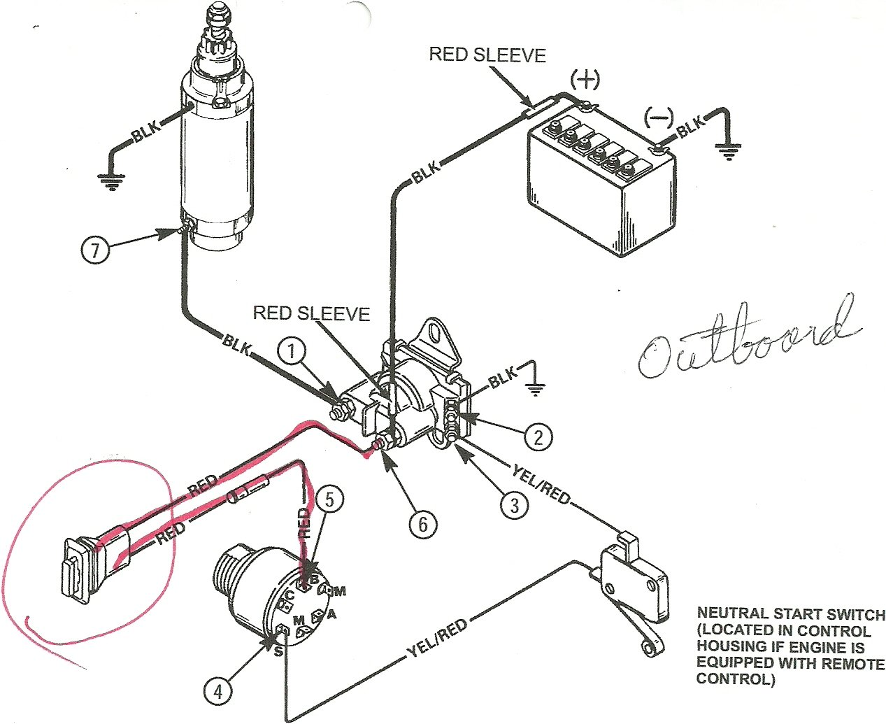 mercury outboard trim gauge wiring diagram  mercury  free