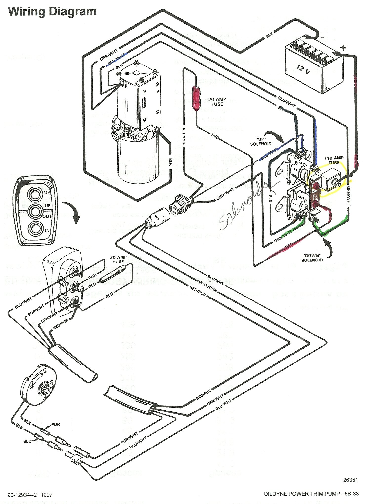 Parts also 6te96 Mercruiser 898r 1983 The Trim Switch Stopped together with RepairGuideContent also Rovercafe4x4 blogspot likewise Viewtopic. on 3 0 mercruiser wiring diagram