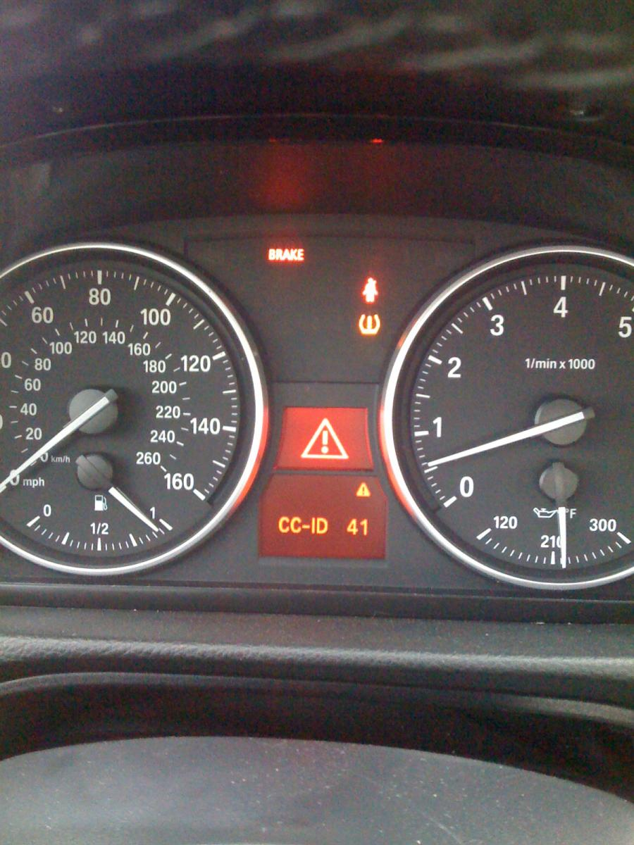 What Does The Triangle Service Light Mean In A Bmw Autos