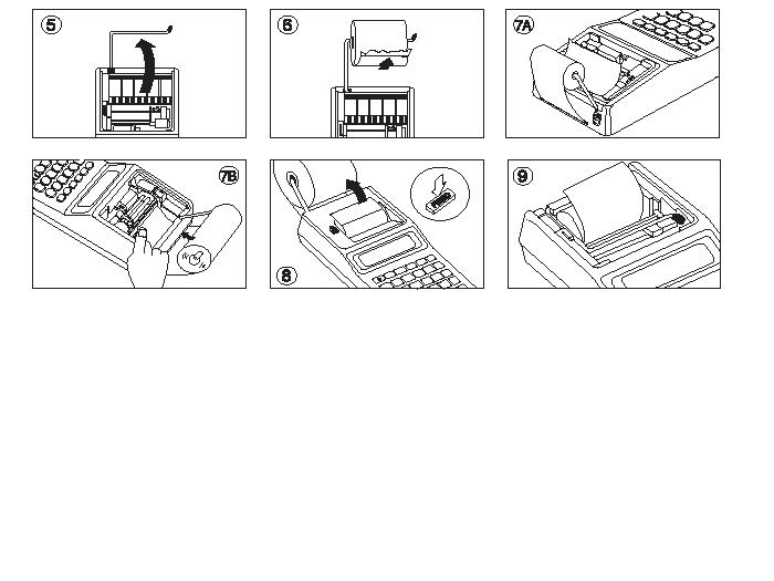 canon palm printer p1 dh ii manual
