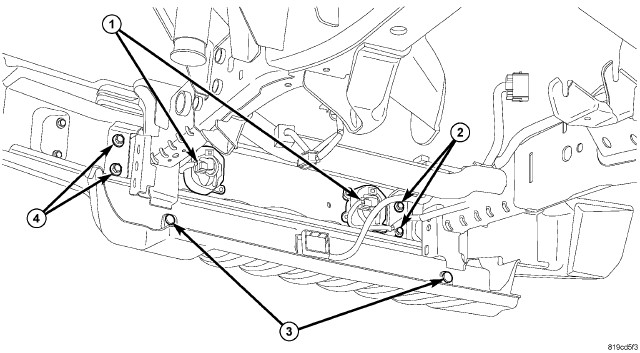 jeep wrangler unlimited front bumper diagram  jeep  free