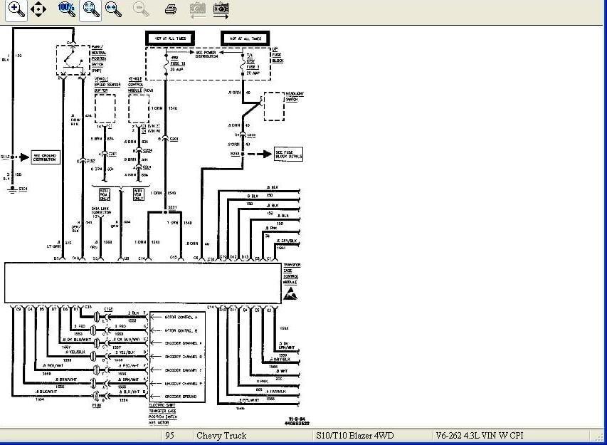 trailblazer dash diagram i have a 95 chevy blazer with the 3 button 4wd that is not ... trailblazer 4wd diagram