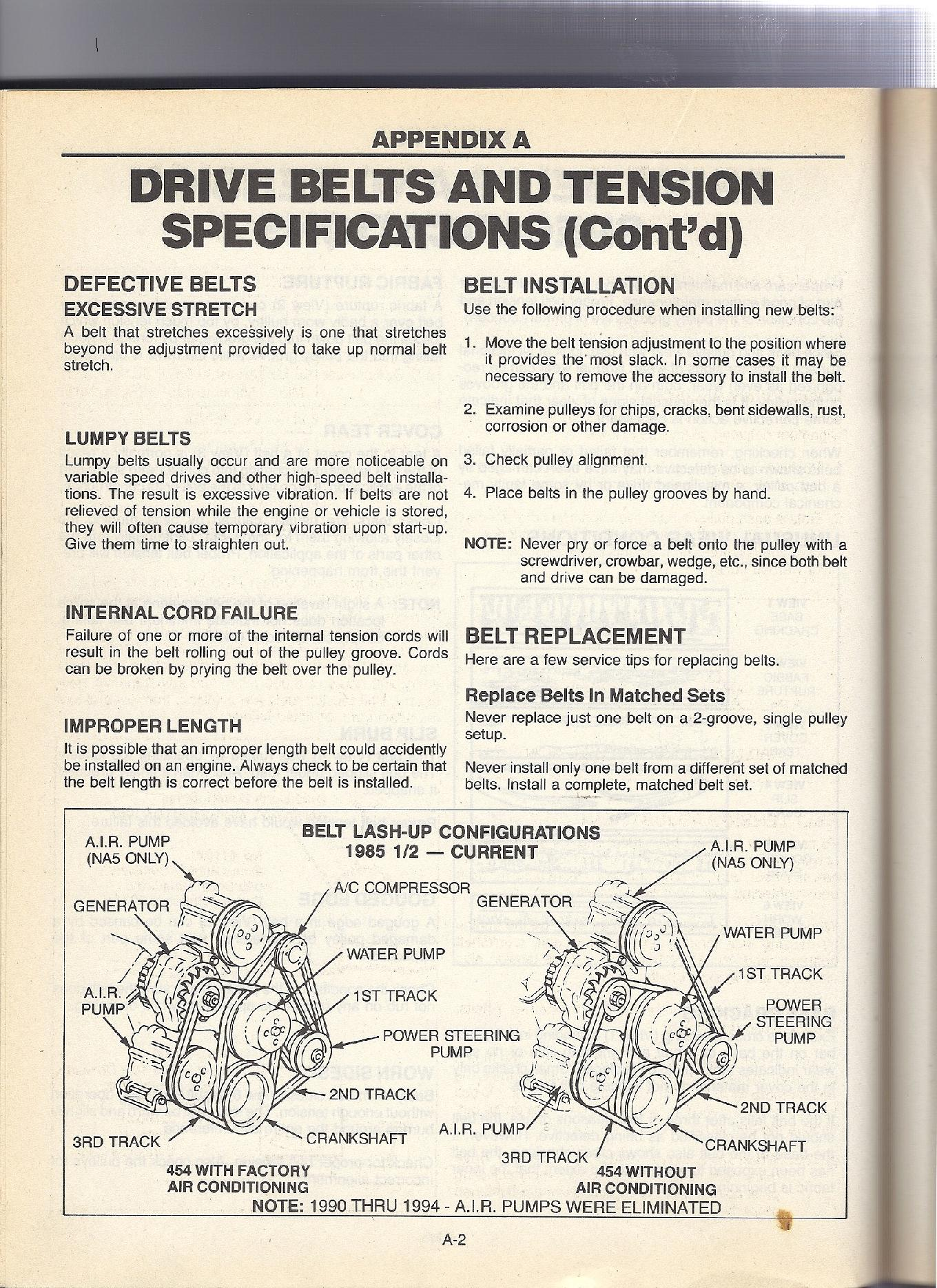 1985 chevy fan clutch web for a diagram i see 3 belts graphic