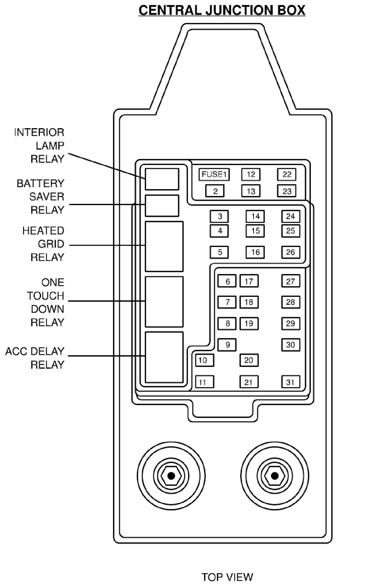 2001 ford expedition fuse box location car wiring diagrams explained \u2022  2003 ford truck fuse
