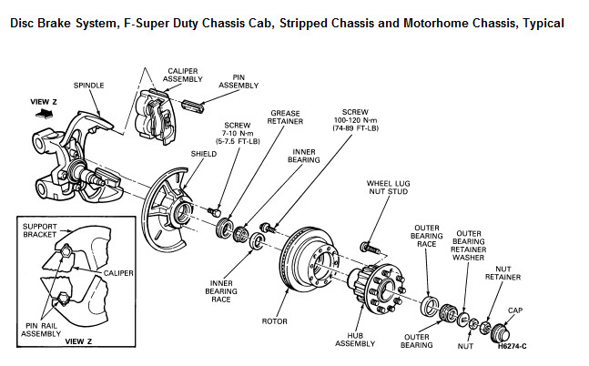 Wiring Diagram  31 Ford F350 Front End Parts Diagram