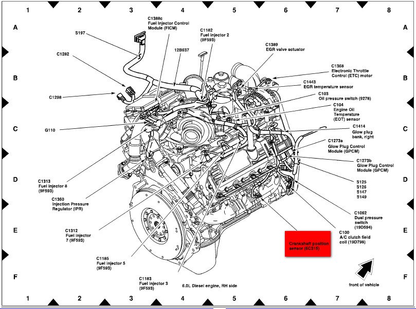 2004 mazda 6 engine diagram  2004  free engine image for