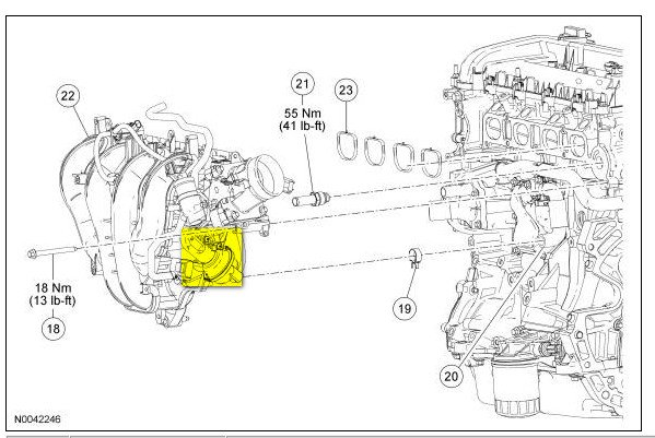 diagram 2003 ford ranger 2 3 liter engine