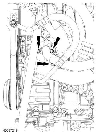 Rear Suspension Scat furthermore 169926 Firing Order Spark Plug Wires additionally Ford 6 7 Sel Engine Serpentine Belt Diagram together with I besides Ford Fusion Coolant Flush. on 2005 ford five hundred sel