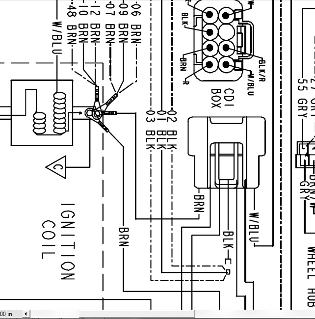 Wiring Diagram 2004 Polaris Predator 500 LZK Gallery