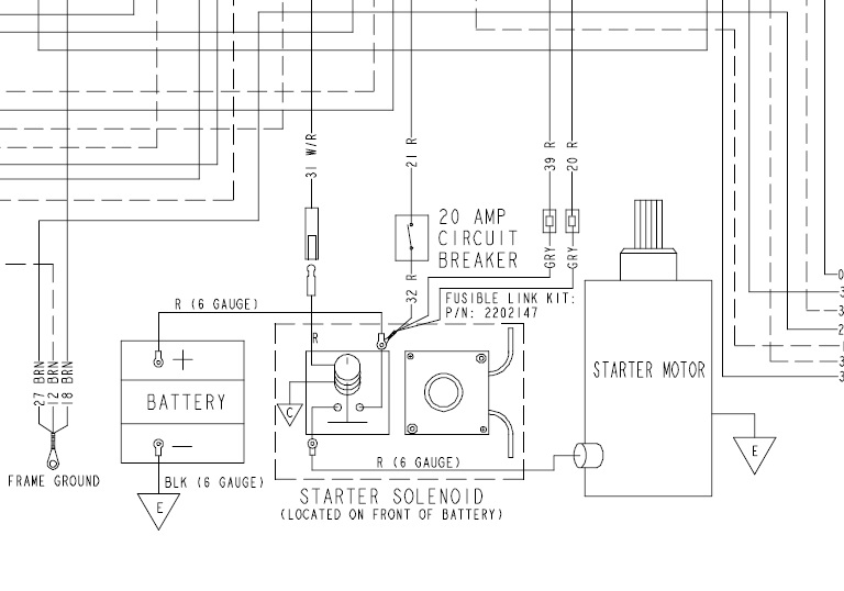 Polaris Magnum 500 Wiring Diagram Fan Get Free Image