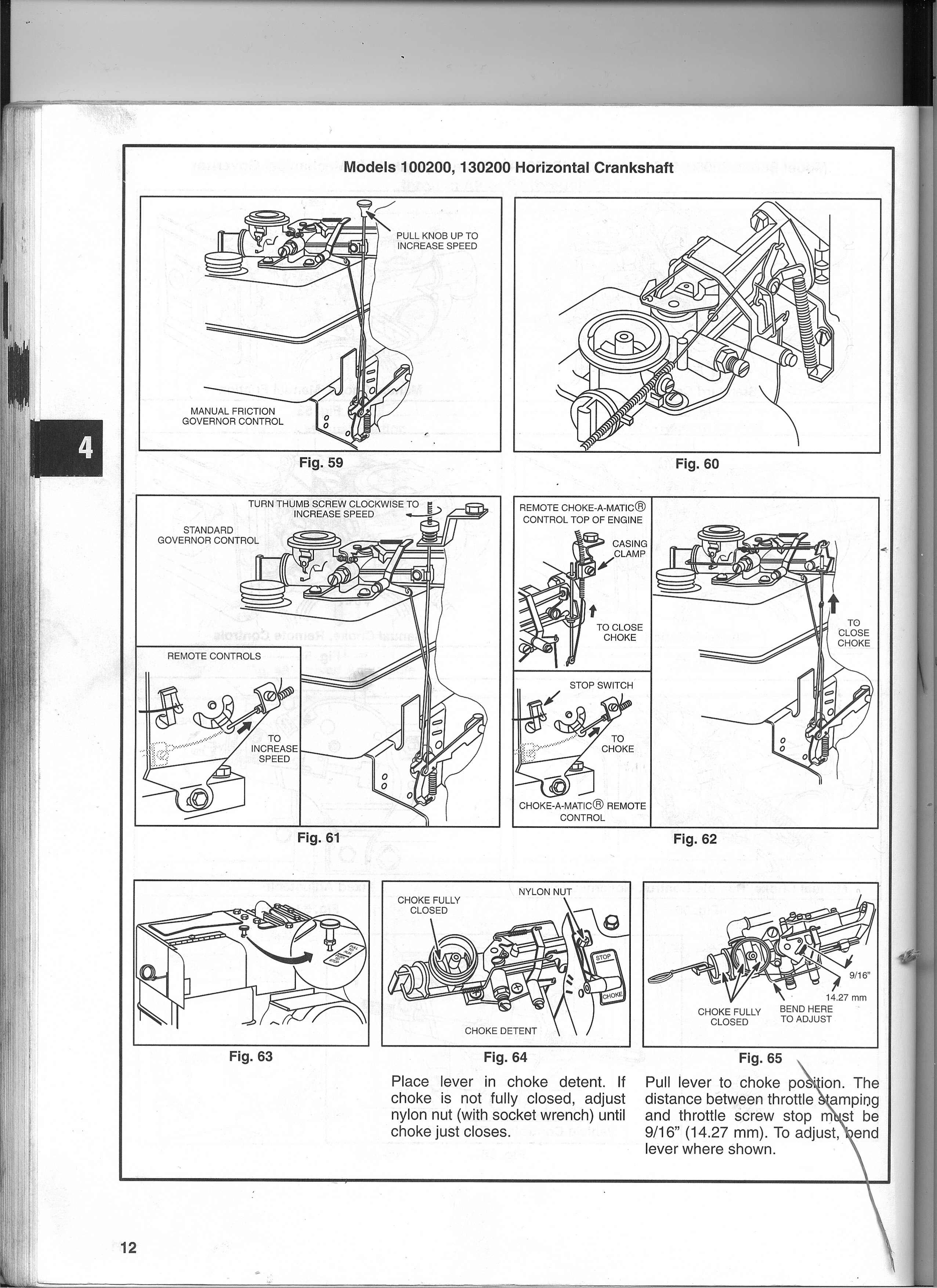 Briggs Hp Linkage on 1 2 Hp Briggs And Stratton Carburetor Diagram