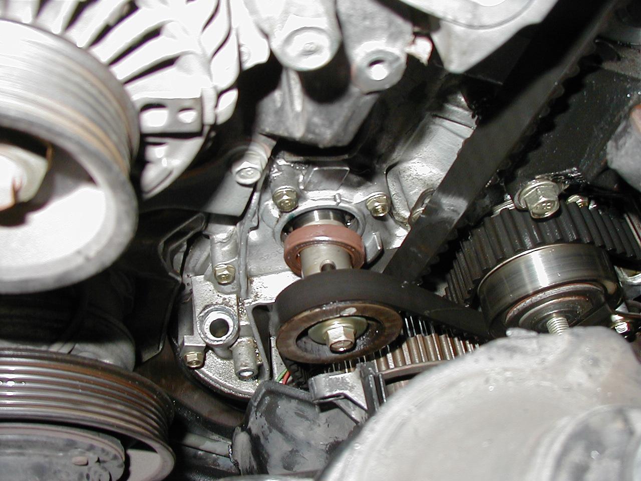 I Have A 1999 4 Cylinder Vtec Honda Accord I Just Got