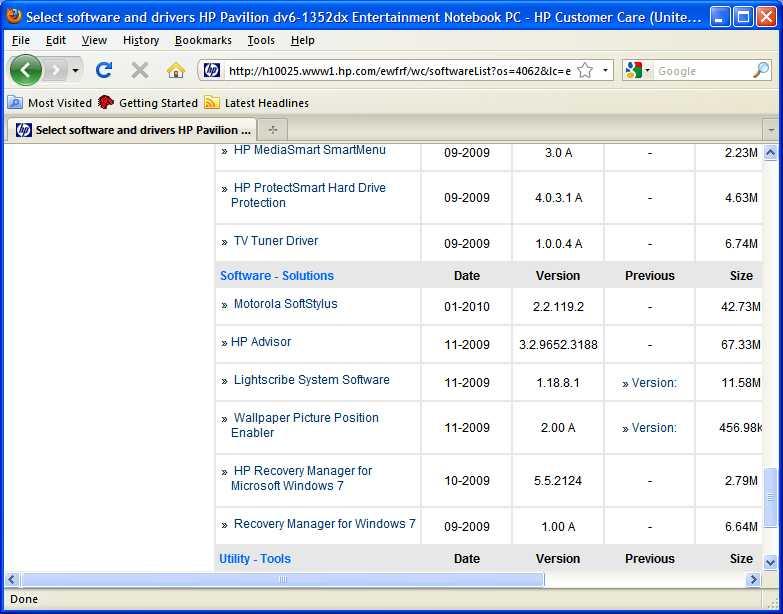 how to change language on hp laptop windows 7
