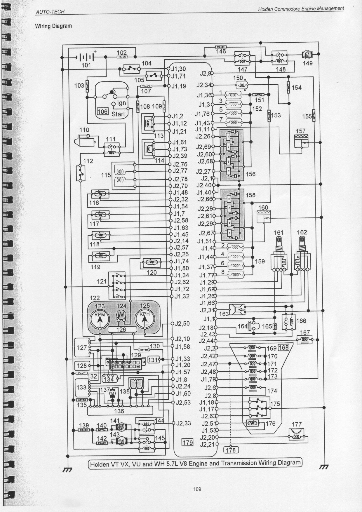 Holden Vs Wiring Diagram