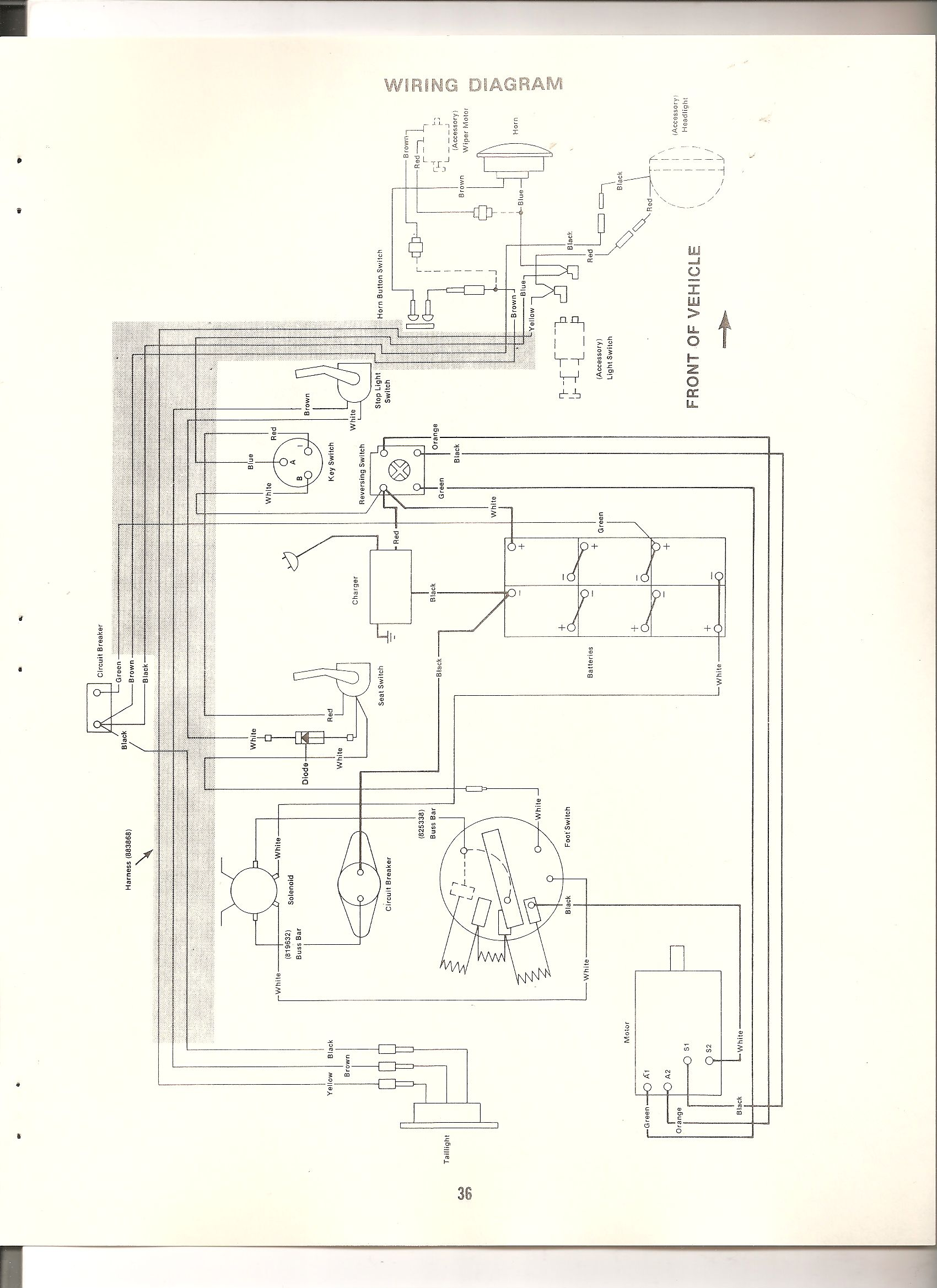 cushman wiring diagram buggy diy wiring diagrams u2022 rh dancesalsa co