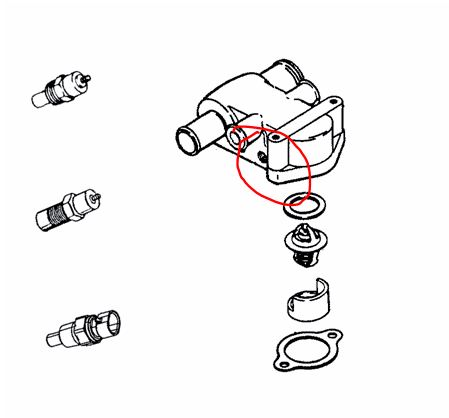 Isuzu Trooper 3 5 Engine Diagram together with 2007 Chevy Impala Thermostat Location together with Chevy Impala 3 9 Engine Diagram besides For A 1995 Lexus Ls400 Fuse Box furthermore 96 Accord Alternator Fuse Location. on toyota camry thermostat location get free image about wiring diagram