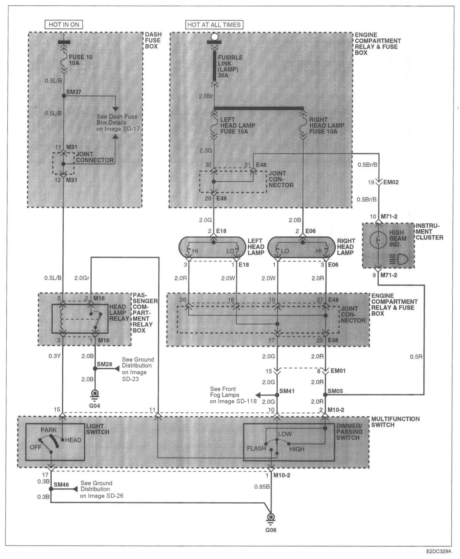 2002 Hyundai Sonata Wiring Diagram Reveolution Of For 89 St 91 Car Get Free Starter