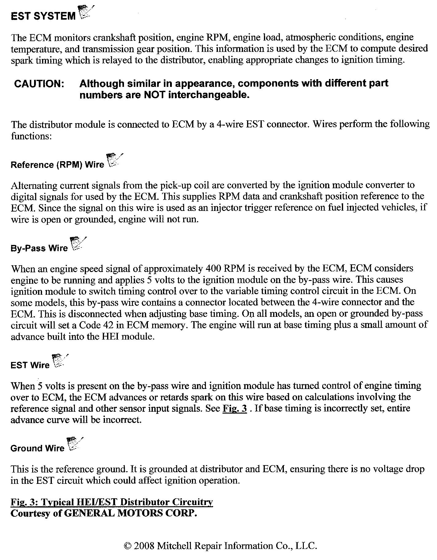 Question On 1989 Camaro Tachometer  My Tachometer Has