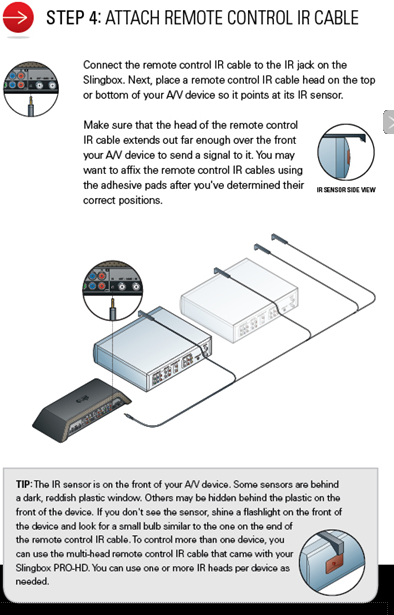 how to set up your cable box