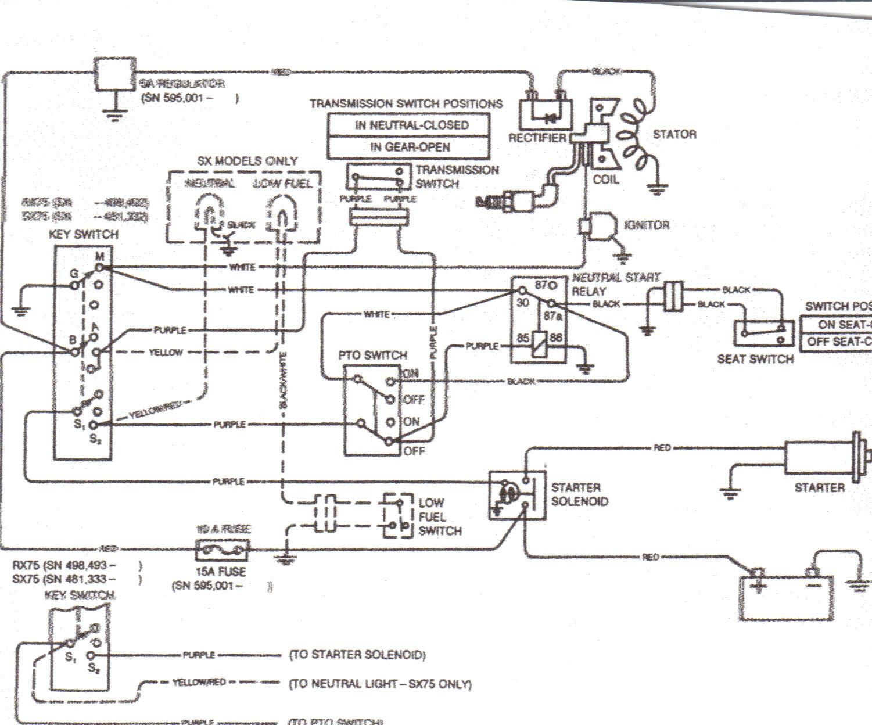 John Deere Gator 620I Wiring Diagram John Deere Gator 620I