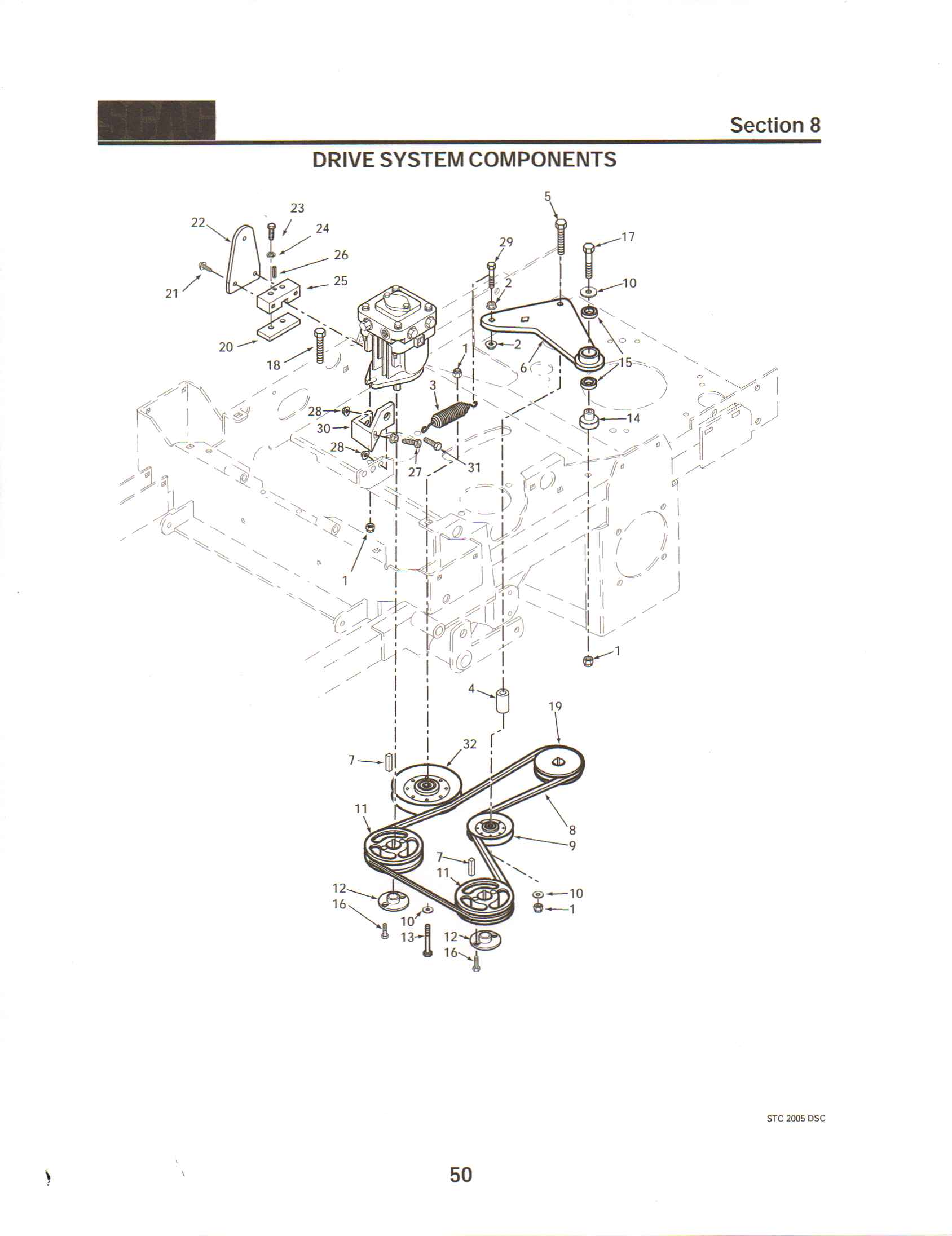 Lesco Lawn Mower Belt Diagram together with Wiring Diagram For A Cub Cadet Lt1042 in addition Wiring Diagram Troy Bilt Bronco Riding Mower further Watch in addition Exmark Wiring Diagrams. on scag mower wiring diagram