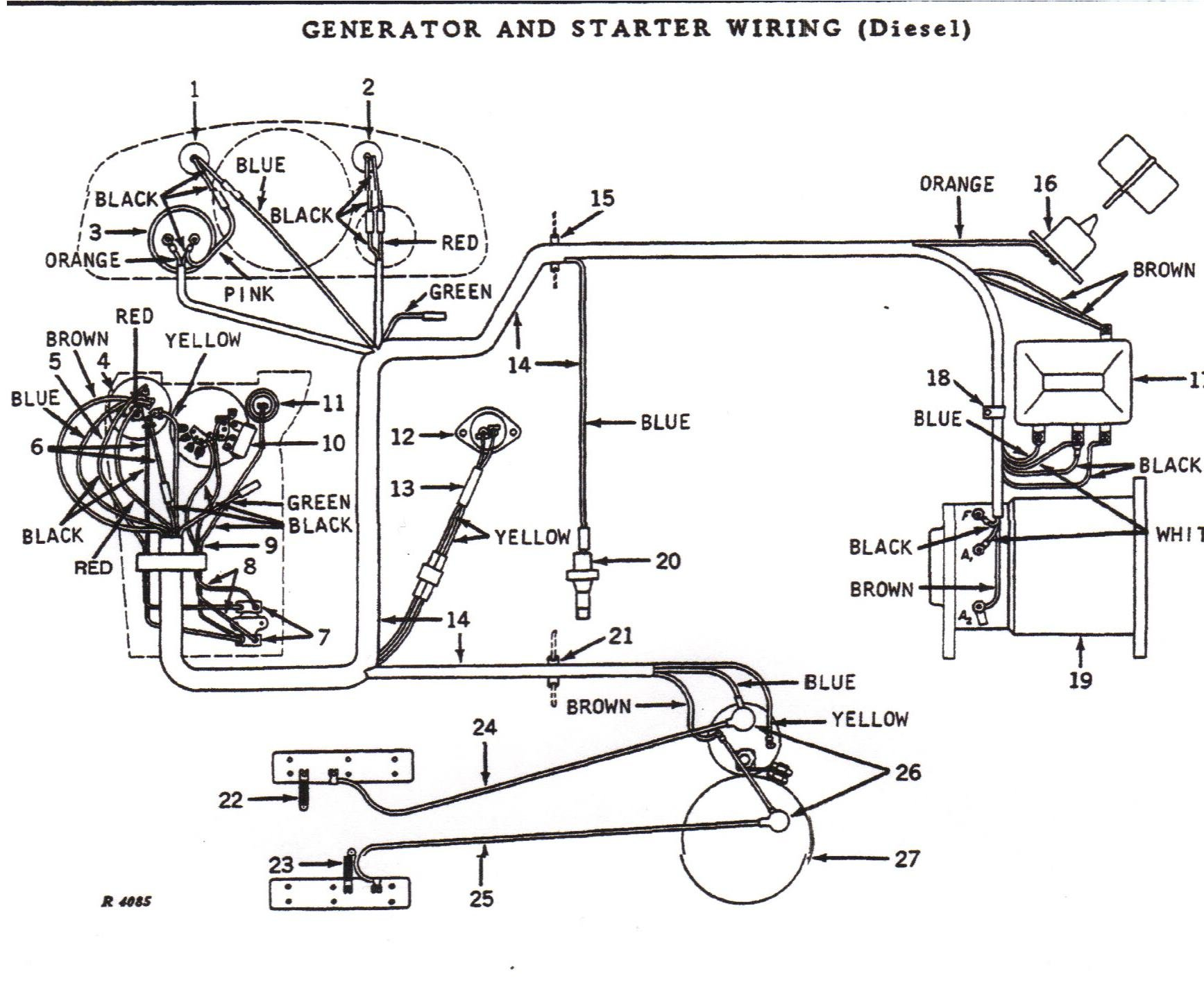 John Deere 4020 Wiring Diagram on john deere wiring schematics
