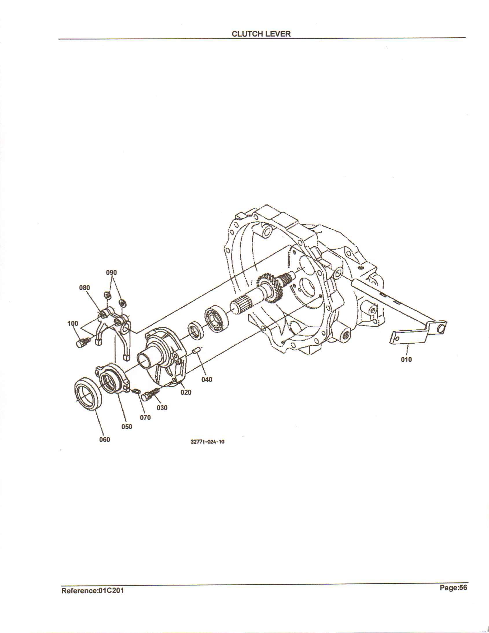 Kubota B6100 Front Axle : Kubota l parts diagram elsavadorla
