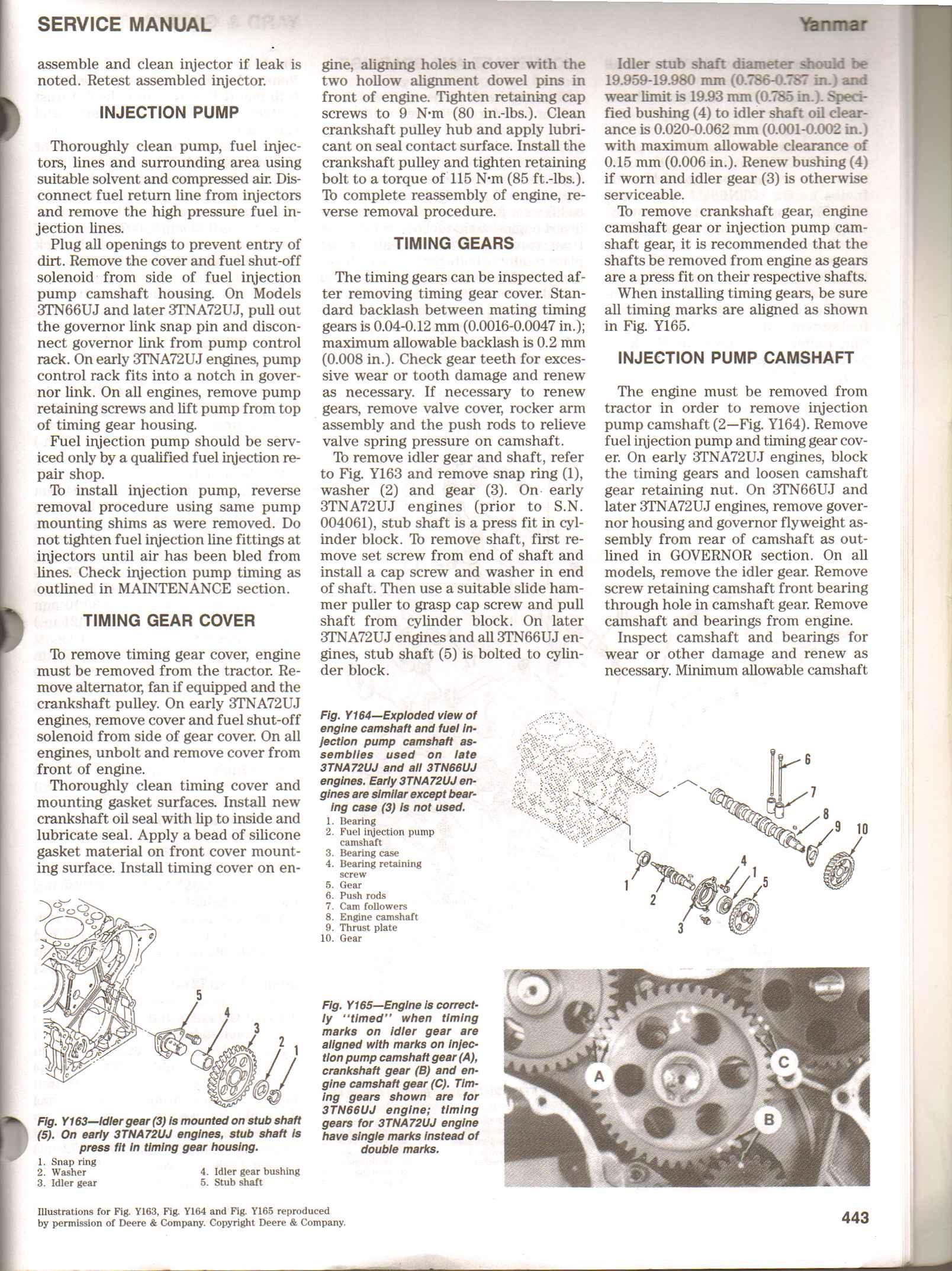 Yanmar Diesel Timing Related Keywords & Suggestions - Yanmar