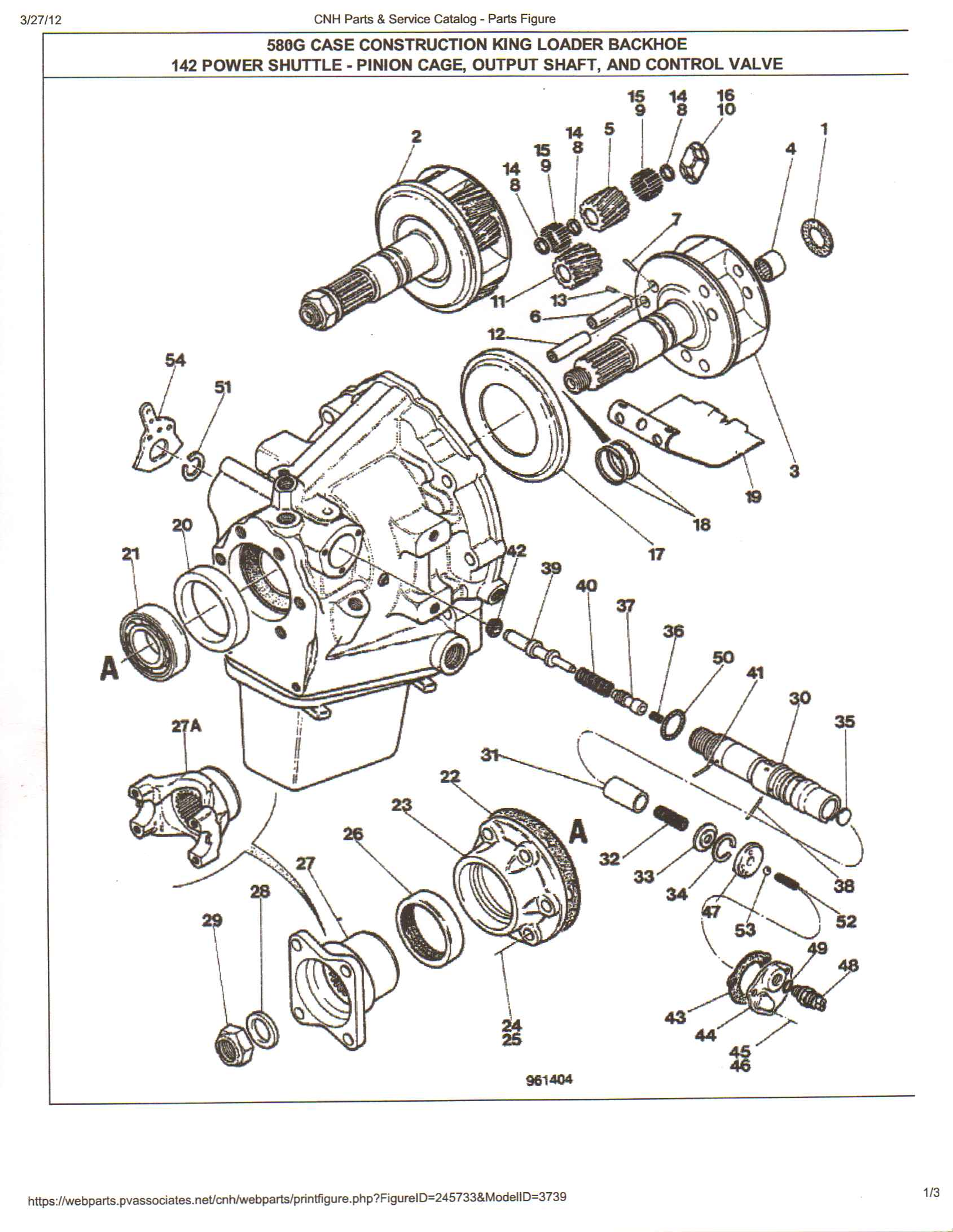 case 580d diagram case 580e