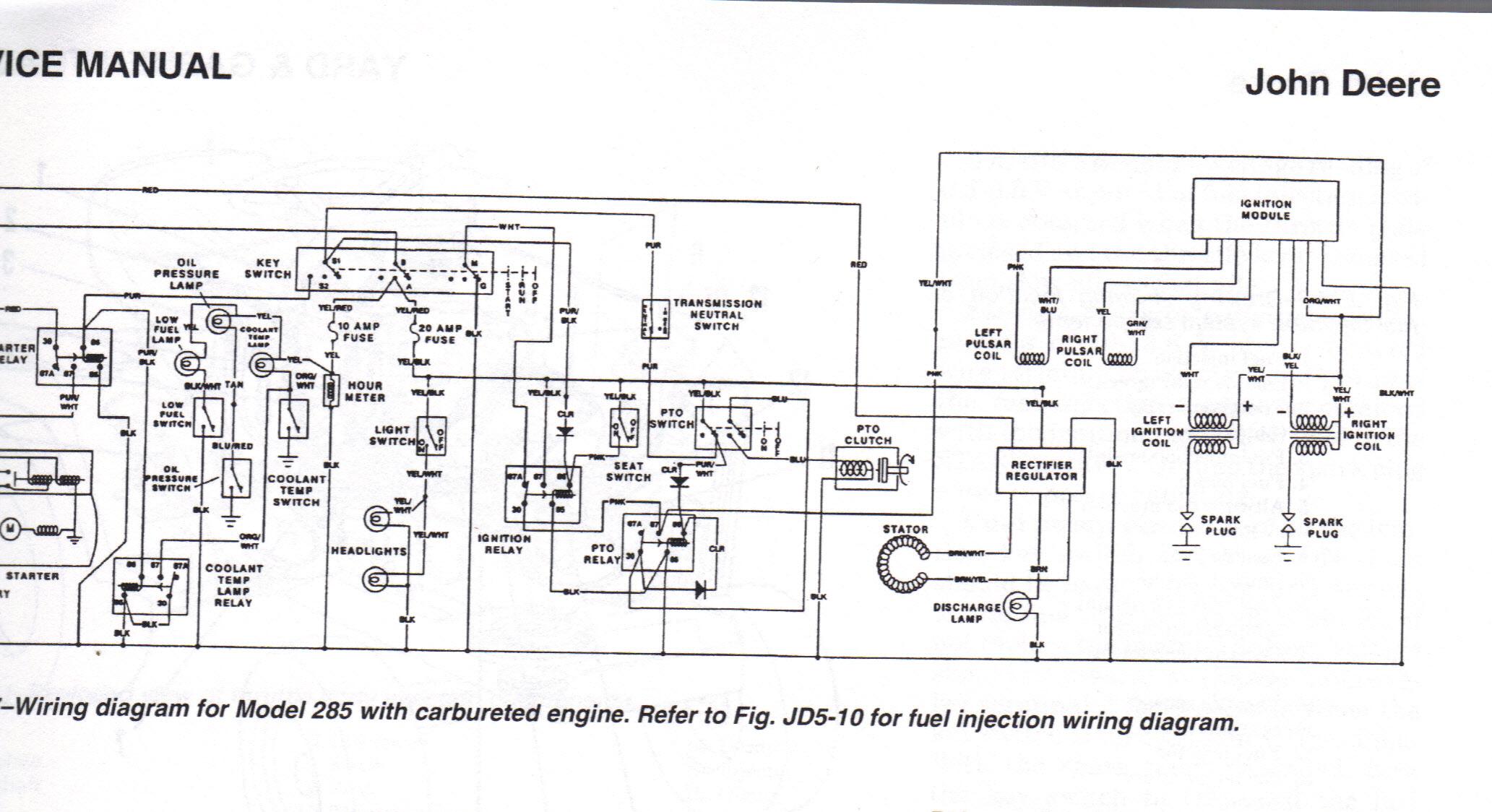 john deere la105 wiring diagram solidfonts john deere 4430 wiring diagram nilza net