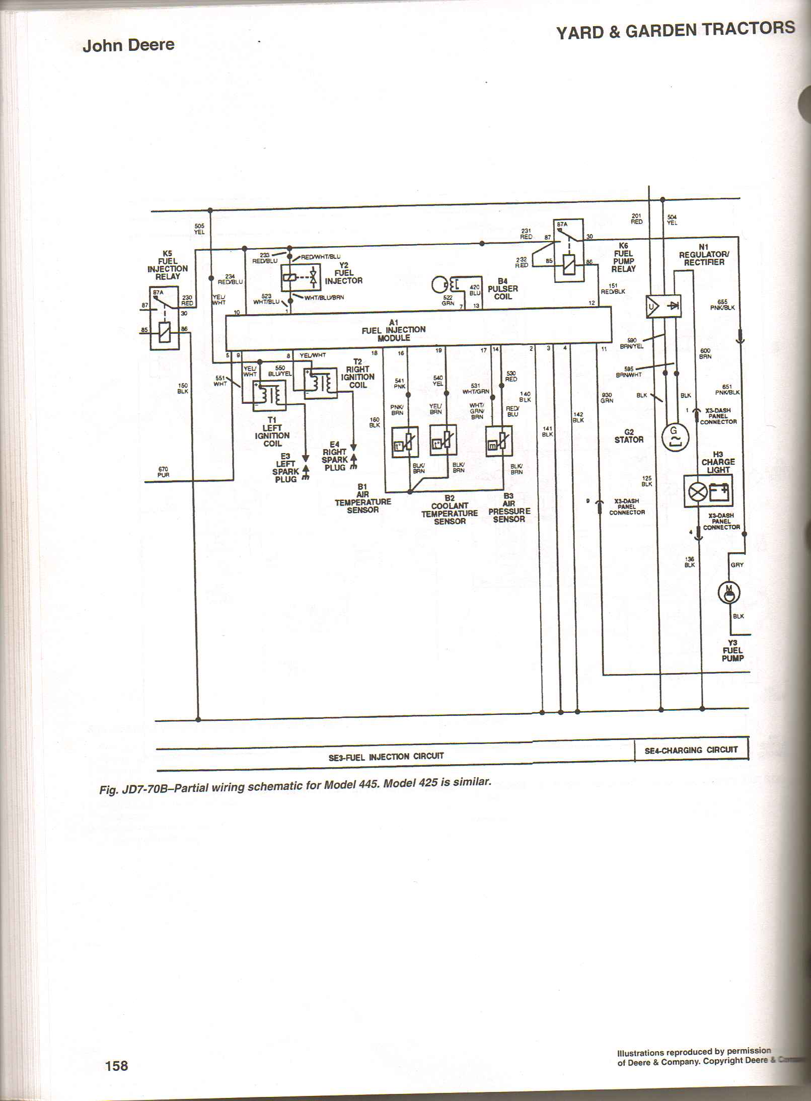 John Deere 40 Wiring Diagram Free Download | Schematic Diagram on