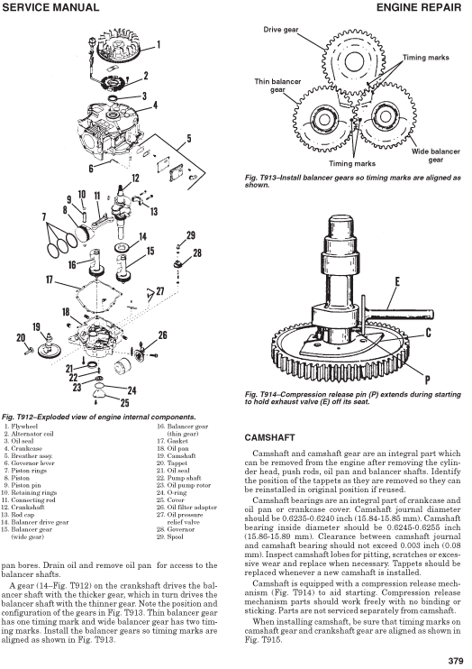 tecumseh carb diagram  i took it apart and not sure how to