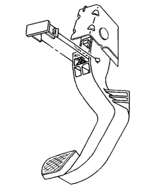 chevy master cylinder diagram