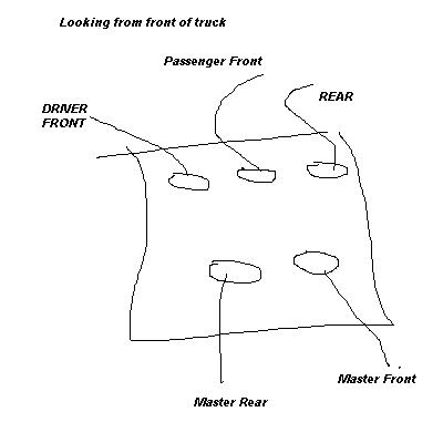 2002    Chevy    Silverado Brake    Line       Diagram    Pictures to Pin on