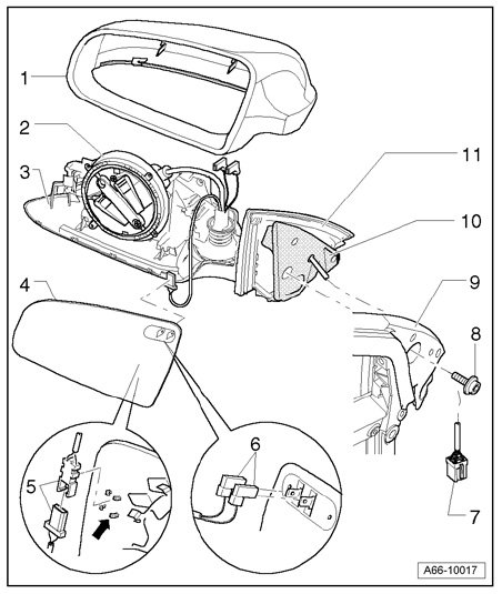 diagrams to remove 2009 audi s8 driver door panel
